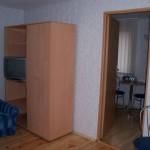 Widok na drugi pokój w domku