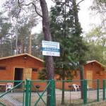 Domki 2-pokojowe z łazienkami